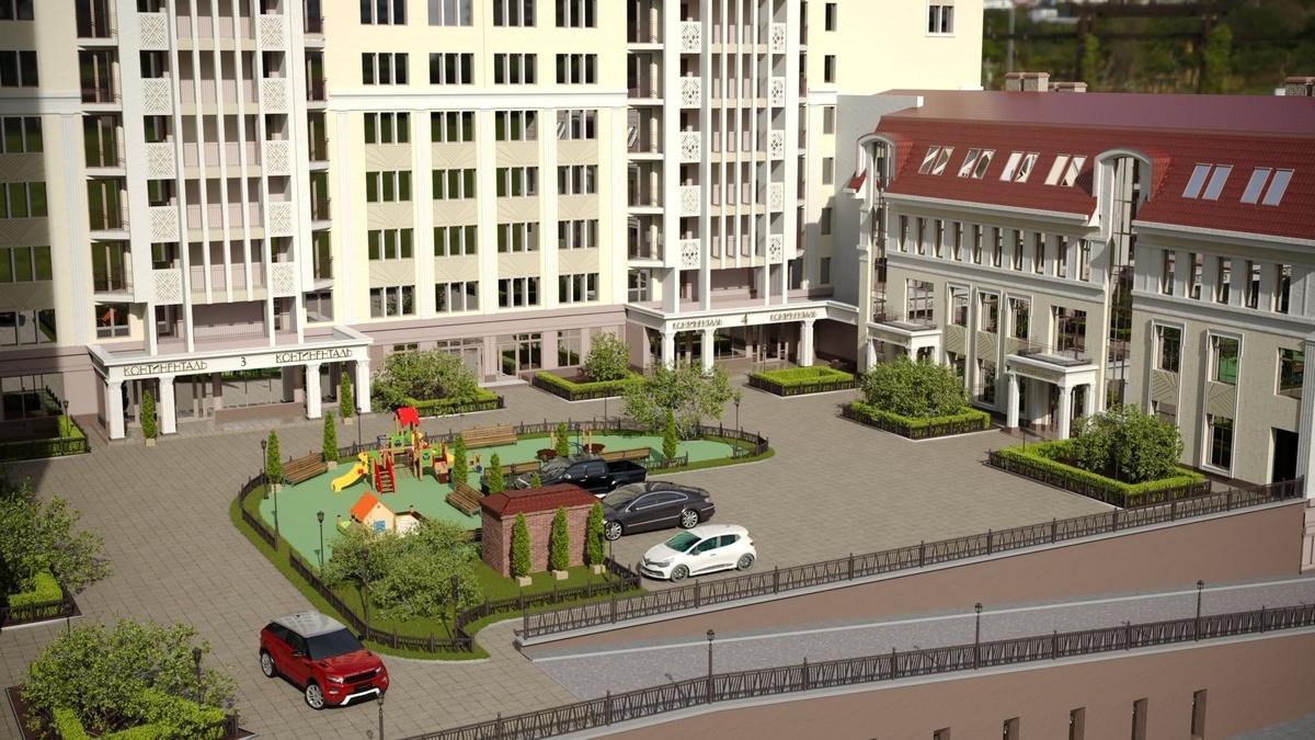 Льготная ипотека продлена на квартиры в ЖК «Континенталь» - фото 1