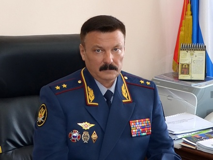 Начальник нижегородского ГУ ФСИН Николай Теущаков отправлен в отставку
